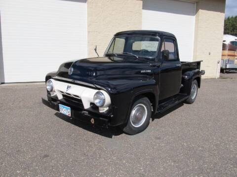 1953 Ford F-100 for sale at Route 65 Sales & Classics LLC - Classic Cars in Ham Lake MN