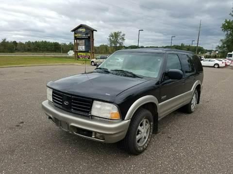 2000 Oldsmobile Bravada for sale in Ham Lake, MN