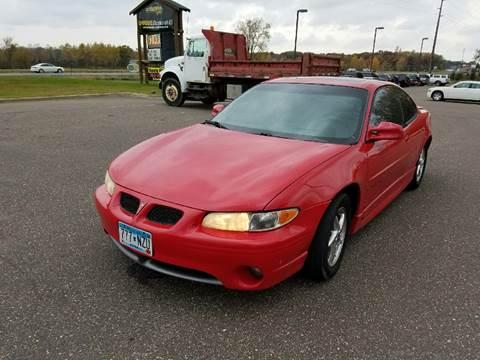 2002 Pontiac Grand Prix for sale in Ham Lake, MN