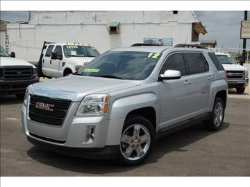 2012 GMC Terrain for sale in El Reno, OK