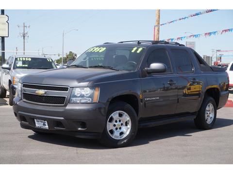 2011 Chevrolet Avalanche for sale in El Reno, OK