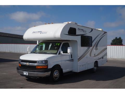 2014 Chevrolet Express Cutaway for sale in El Reno, OK