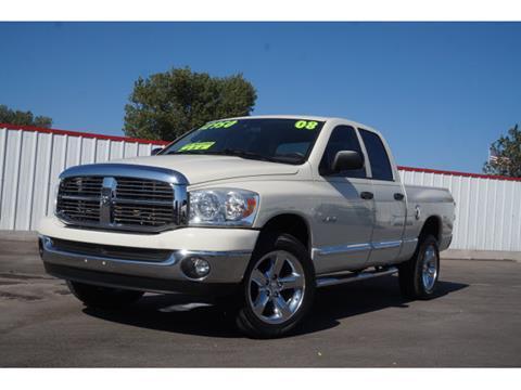 2008 Dodge Ram Pickup 1500 for sale in El Reno, OK
