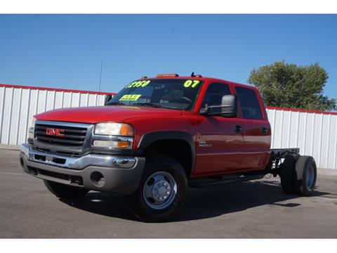 2007 GMC Sierra 3500 Classic for sale in El Reno, OK