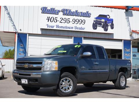 2009 Chevrolet Silverado 1500 for sale in El Reno, OK