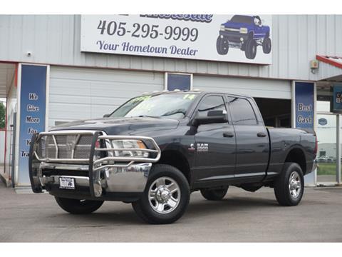Used Pickup Trucks For Sale In Oklahoma Carsforsale Com
