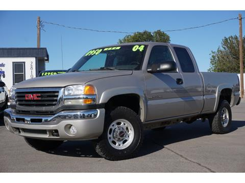 2004 GMC Sierra 2500HD for sale in El Reno, OK