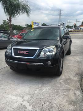 2007 GMC Acadia for sale in South Houston, TX