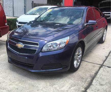 2014 Chevrolet Malibu for sale at PICAZO AUTO SALES in South Houston TX