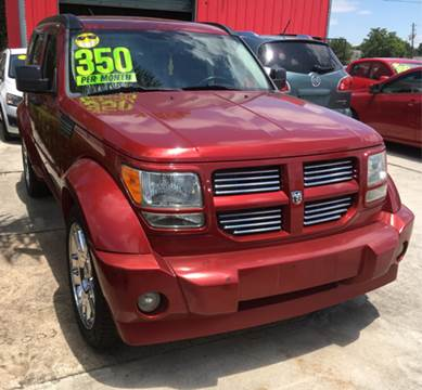 2007 Dodge Nitro for sale at PICAZO AUTO SALES in South Houston TX