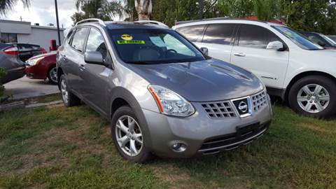 2010 Nissan Rogue for sale at PICAZO AUTO SALES in South Houston TX