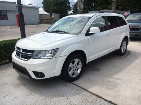 2012 Dodge Journey for sale at PICAZO AUTO SALES in South Houston TX
