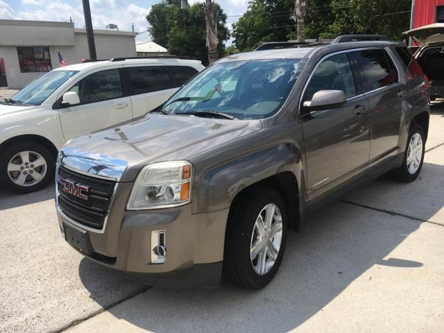 2011 GMC Terrain for sale at PICAZO AUTO SALES in South Houston TX