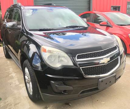 2010 Chevrolet Equinox for sale at PICAZO AUTO SALES in South Houston TX