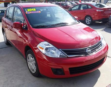 2012 Nissan Versa for sale in South Houston, TX