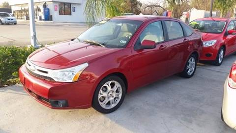 2009 Ford Focus for sale in South Houston, TX