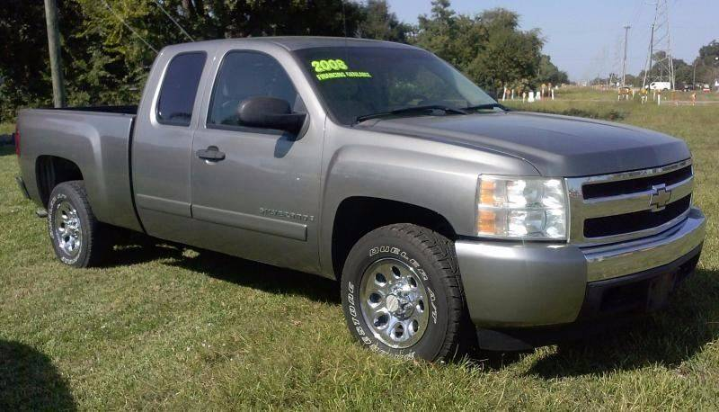 2008 chevrolet silverado 1500 2wd lt1 4dr extended cab 5 8 ft sb in south houston tx picazo. Black Bedroom Furniture Sets. Home Design Ideas