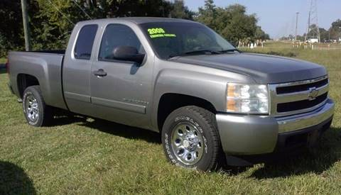 2008 Chevrolet Silverado 1500 for sale at PICAZO AUTO SALES in South Houston TX