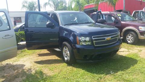 2007 Chevrolet Tahoe for sale at PICAZO AUTO SALES in South Houston TX