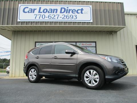 2014 Honda CR-V for sale in Cartersville, GA