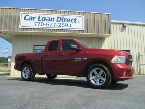 2014 RAM Ram Pickup 1500 for sale in Cartersville, GA