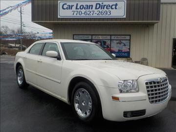 2005 Chrysler 300 for sale in Cartersville, GA