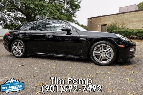 2012 Porsche Panamera for sale in Memphis, TN