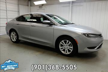 2016 Chrysler 200 for sale in Memphis, TN