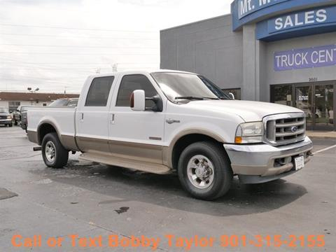 2004 Ford F-350 Super Duty for sale in Memphis, TN