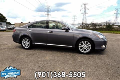 2012 Lexus ES 350 for sale in Memphis, TN
