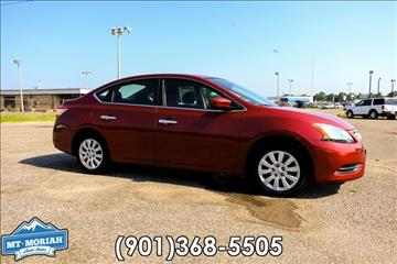 2015 Nissan Sentra for sale in Memphis, TN
