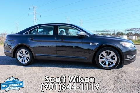 2010 Ford Taurus for sale in Memphis, TN