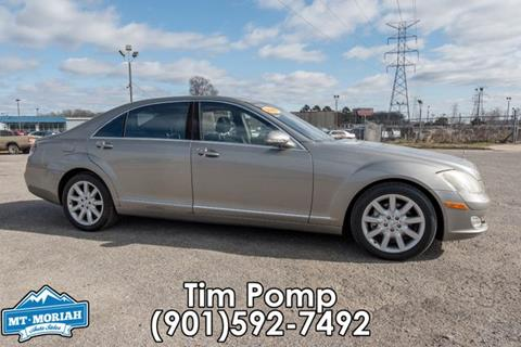 mercedes benz s class for sale in memphis tn. Black Bedroom Furniture Sets. Home Design Ideas