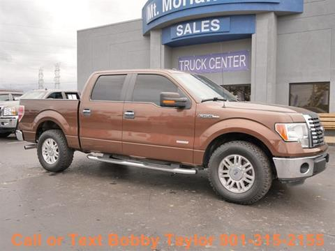 2012 Ford F-150 for sale in Memphis, TN
