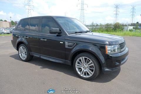 2010 Land Rover Range Rover Sport For Sale in Tennessee ...
