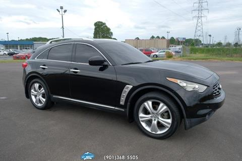 Infiniti Fx35 For Sale In Memphis Tn Carsforsale