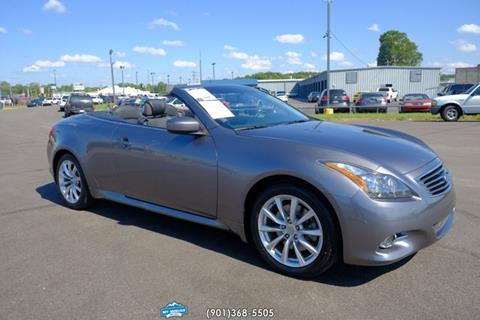 Infiniti G37 Convertible For Sale Carsforsale