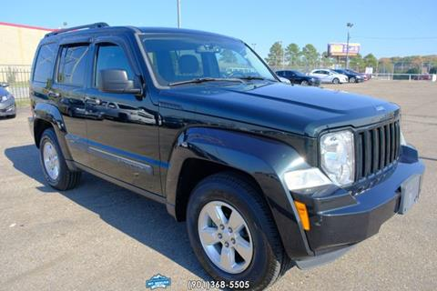 2012 Jeep Liberty for sale in Memphis, TN