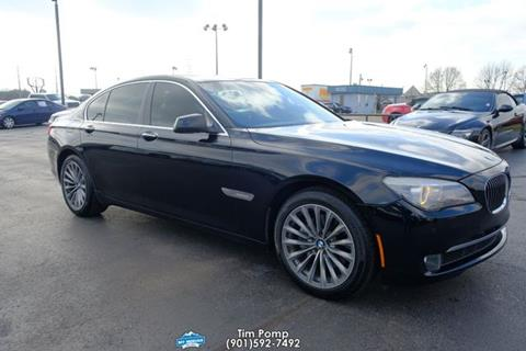 Used Bmw 7 Series For Sale In Tennessee Carsforsalecom