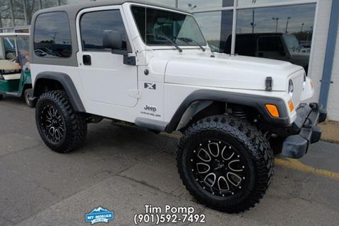 2004 Jeep Wrangler for sale in Memphis, TN