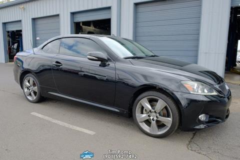 2011 Lexus IS 250C for sale in Memphis, TN