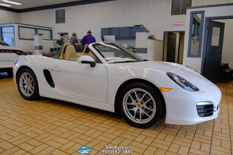 2015 Porsche Boxster for sale in Memphis, TN