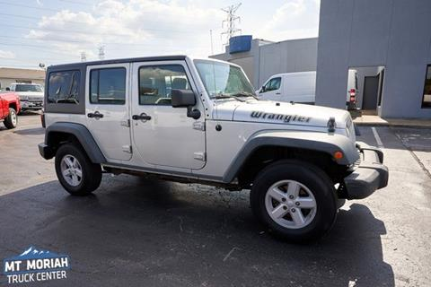 2009 Jeep Wrangler Unlimited for sale in Memphis, TN
