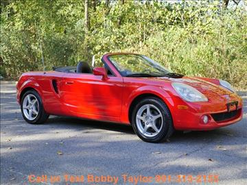 2003 Toyota MR2 Spyder for sale in Memphis, TN