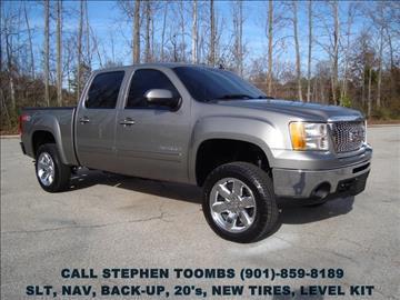 2013 GMC Sierra 1500 for sale in Memphis, TN
