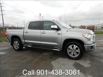 2014 Toyota Tundra for sale in Memphis, TN