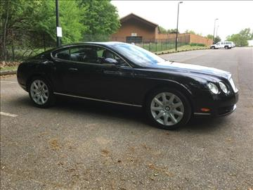 2005 Bentley Continental GT for sale in Memphis, TN