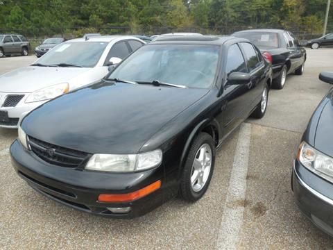 1997 Nissan Maxima for sale in Olive Branch, MS
