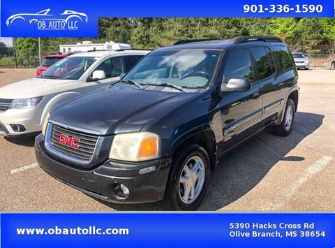2004 GMC Envoy XL for sale in Olive Branch, MS