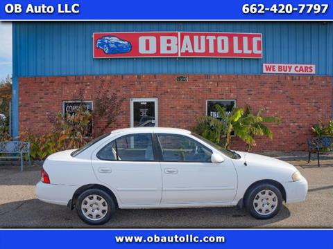 2001 Nissan Sentra for sale in Olive Branch, MS